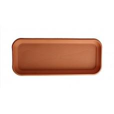 Πιάτα Ζαρντινιέρας Σειράς Terracotta & Χρώματος Τερακότα 56cmX28cm | kipogeorgiki.gr