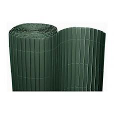 Καλαμωτές Πλαστικές 20mm/100(Υ)x500cm Πράσινο Χρώμα Διπλής Όψης | Κηπογεωργική