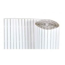 Καλαμωτές Πλαστικές 20mm/200(Υ)x300cm Λευκό Χρώμα Διπλής Όψης | Κηπογεωργική