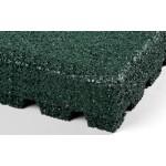 Δάπεδα Ασφαλείας Πράσινου Χρώματος 25mm/50 x 50cm | Κηπογεωργική