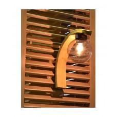 Φωτιστικά Τοίχου-Πέργκολας Μπάλα Lux 42 x 42cm   |kipogeorgiki.gr