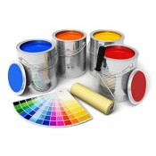Χρώματα Τοίχου, Σπρέι & Εξαρτήματα Βαφής