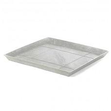 Τετράγωνο Πιάτο για Γλάστρες Ecopots 33,5x33,5x3,5εκ