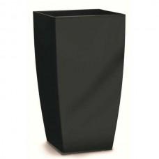 Πλαστικές Γλάστρες Κασπώ Tetra Mat 31x31x56,5cm PLASTONA