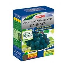 Οργανικό Λίπασμα για Κλήματα DCM (7-4-7+ 2 MgO) | Λιπάσματα | Κηπογεωργική