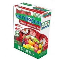 Σύνθετο Βιολογικό Λίπασμα Ακτιβοζίνη DCM (7-7-10) 400g  Ανθόφυτων-Καρποφόρων  |kipogeorgiki.gr