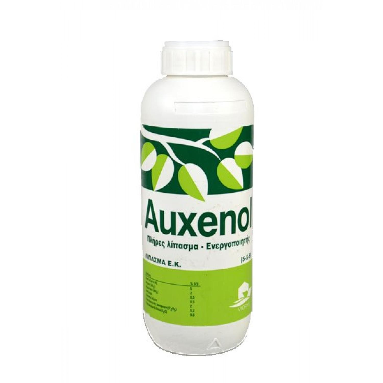 Auxenol 12 lt Πλήρες Υγρό Λίπασμα - Ενεργοποιητής   kipogeorgiki.gr