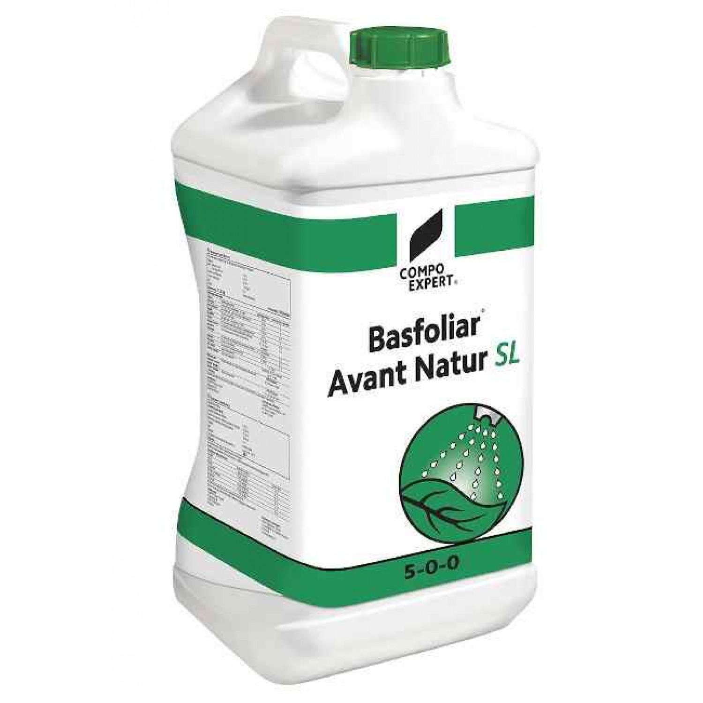 Basfoliar Avant Natur 5-0-0 2,5lt Υγρό Οργανικό Λίπασμα | Κηπογεωργική