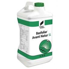 Basfoliar Avant Natur 5-0-0 2,5lt Υγρό Οργανικό Λίπασμα 10+τεμ. | Κηπογεωργική