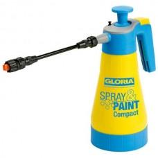 Ψεκαστήρες Βαφής Spray & Paint Compact 1,25lt GLORIA