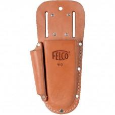 Felco 910+ Δερμάτινη Θήκη Ψαλιδιών Κλαδέματος - Εργαλείων - Αμονιού | kipogeorgiki.gr
