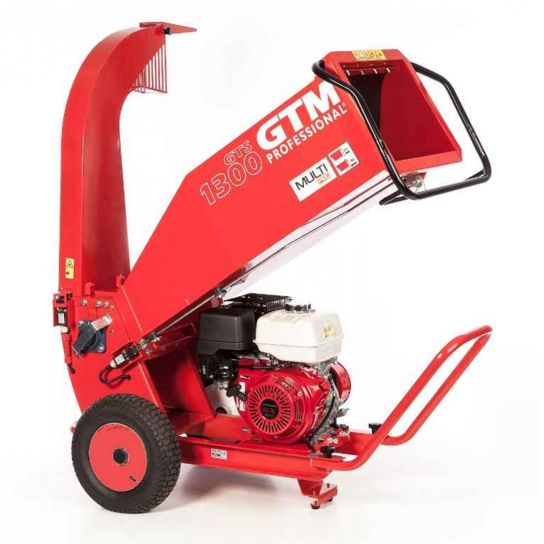 Κλαδοτεμαχιστές GTM GTS 1300 G Honda GX390 | Κηπογεωργική