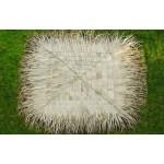 Φοινικόφυλλο Στέγαστρο Τετράγωνο Ραφτό 300x300cm | kipogeorgiki.gr
