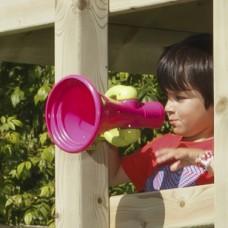 Παιδικό Μεγάφωνο Ροζ-Lime | kipogeorgiki.gr