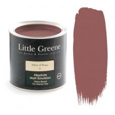Ματ Πλαστικά Χρώματα της Little Greene - Ashes of Roses 1lt | Κηπογεωργική