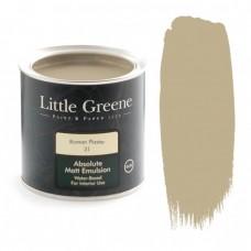 Ματ Πλαστικά Χρώματα της Little Greene - Roman Plaster 1lt | Κηπογεωργική