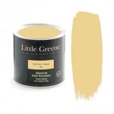 Ματ Πλαστικά Χρώματα της Little Greene - Indian Sand 2,5lt | Κηπογεωργική