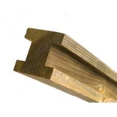 Ξύλινο Πλαίσιο ¨Ένωσης¨Καφασωτών   5x5x420cm     |kipogeorgiki.gr