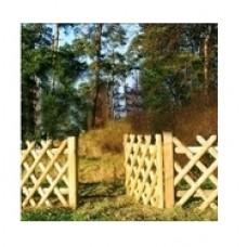 Πόρτα Φράχτη Ανοιγόμενου 80(Y) x 100cm |kipogeorgiki.gr