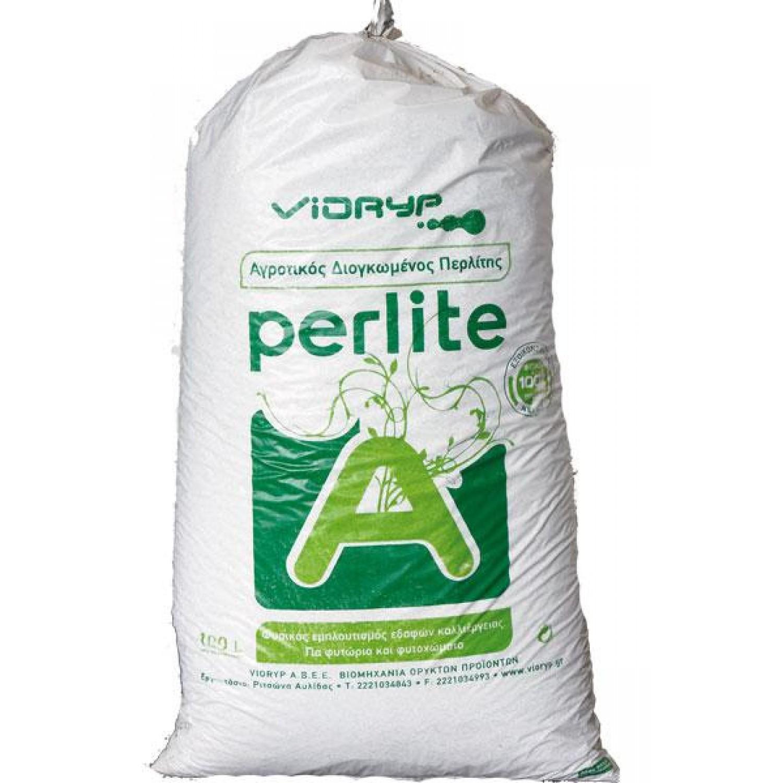 Γεωργικός - Ανθοκομικός Περλίτης 100 lt Perloflor | Κηπογεωργική