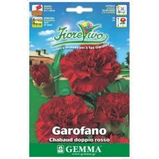 Γαρύφαλλο κόκκινο διπλό σπόροι|kipogeorgiki.gr
