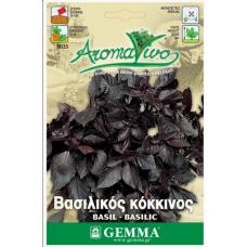 Βασιλικός κόκκινος σπόροι|kipogeorgiki.gr